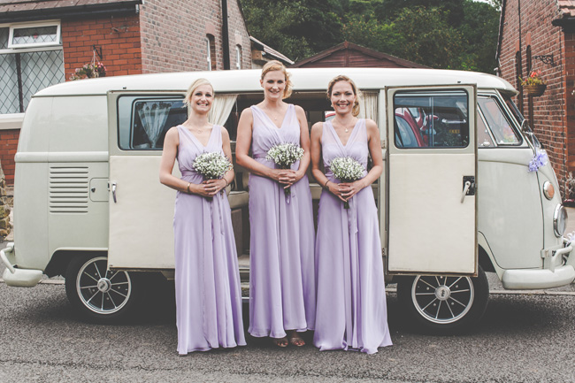 Relaxed, fun barn wedding in Derbyshire - images by Sally Eaves Photography (6)