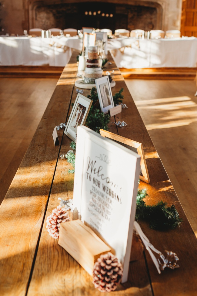Winter wedding ideas for a simple and elegant day. Images by Holly Collings Photography (15)