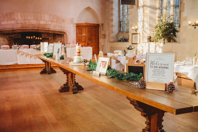 Winter wedding ideas for a simple and elegant day. Images by Holly Collings Photography (19)