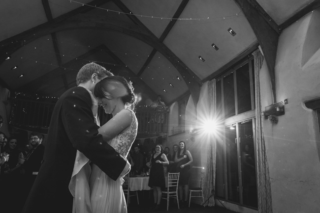 Elegant bridal style and a fun, relaxed Oak Barn wedding in beautiful Devon. Image by Lee Maxwell Photography (29)