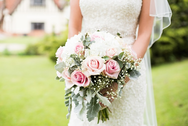 Pretty details and summer florals for a Pledgdon Barn wedding blog. Images Fiona Kelly Photography (7)