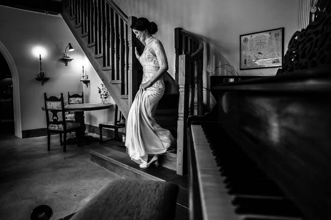 Gorgeous styling and a beautiful wedding dress for a Rotherwick Village Hall wedding. Images by Stylish Wedding Photography (6)