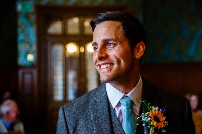 Gorgeous styling and a beautiful wedding dress for a Rotherwick Village Hall wedding. Images by Stylish Wedding Photography (11)