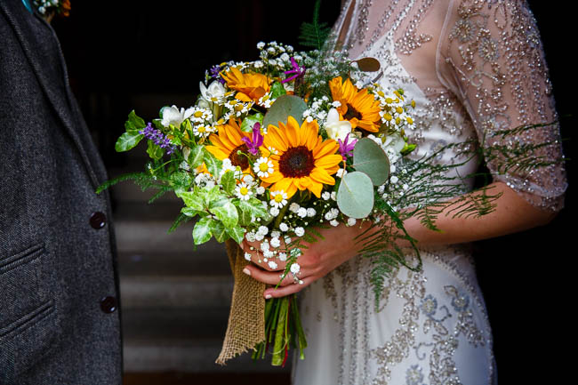 Gorgeous styling and a beautiful wedding dress for a Rotherwick Village Hall wedding. Images by Stylish Wedding Photography (17)