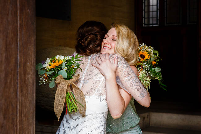 Gorgeous styling and a beautiful wedding dress for a Rotherwick Village Hall wedding. Images by Stylish Wedding Photography (18)