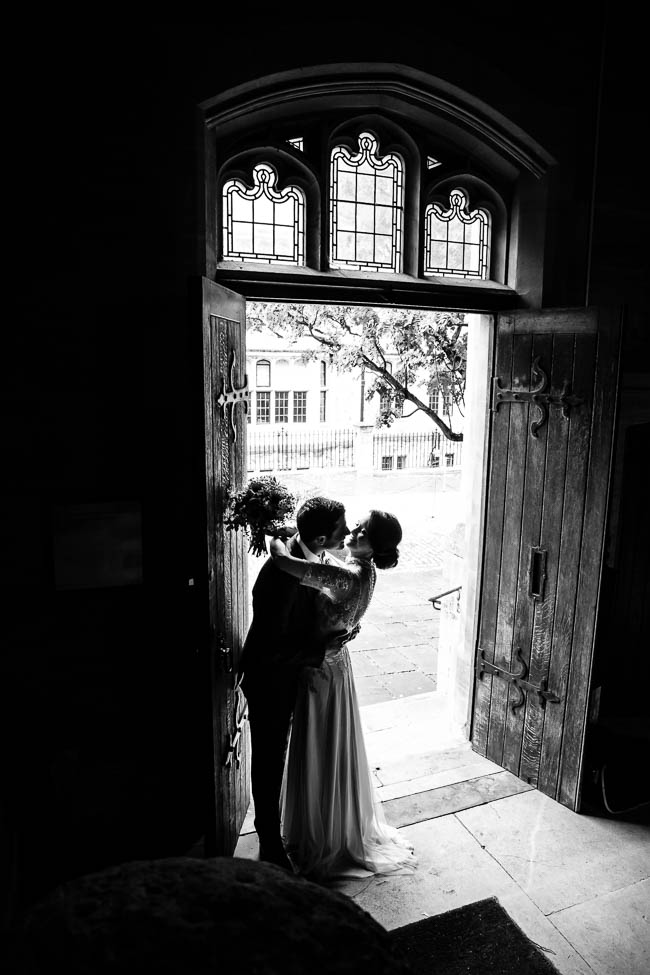 Gorgeous styling and a beautiful wedding dress for a Rotherwick Village Hall wedding. Images by Stylish Wedding Photography (19)
