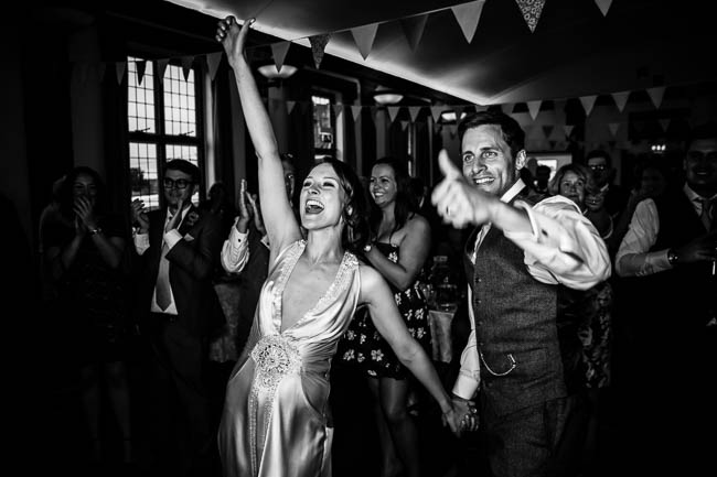 Gorgeous styling and a beautiful wedding dress for a Rotherwick Village Hall wedding. Images by Stylish Wedding Photography (30)