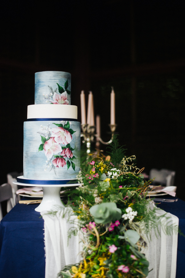 Wonderful British flowers for a Cornish wedding inspiration shoot at Tregothnan with Olivia Bossert Photography (20)