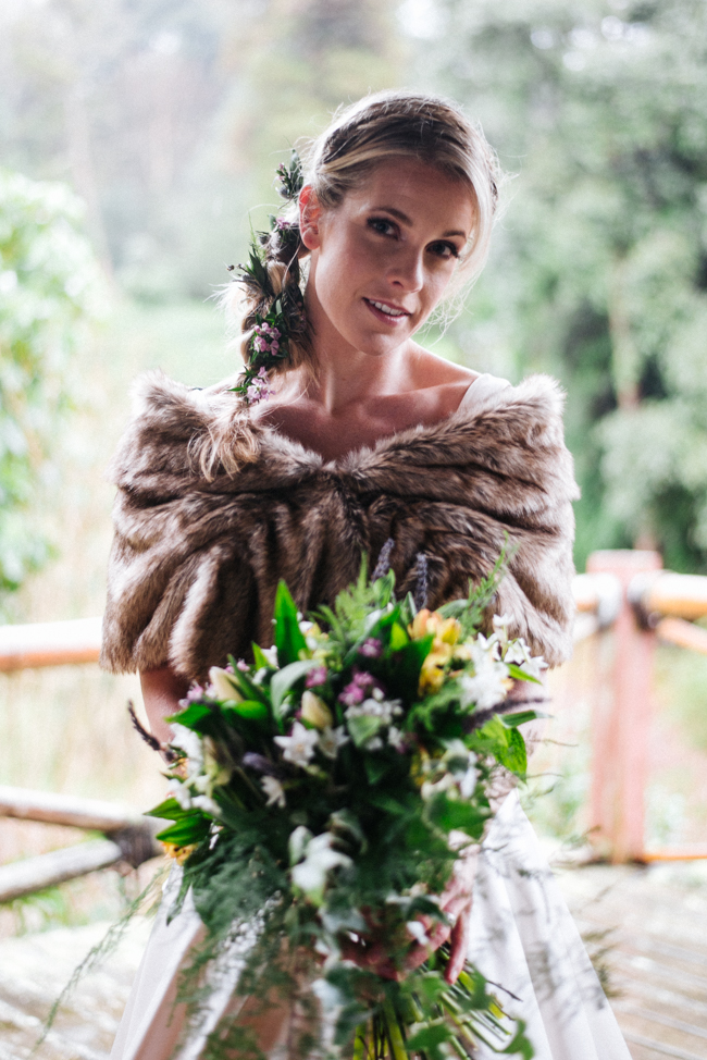 Wonderful British flowers for a Cornish wedding inspiration shoot at Tregothnan with Olivia Bossert Photography (21)