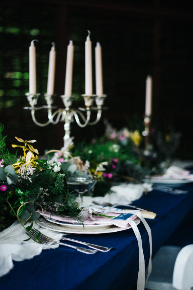 Wonderful British flowers for a Cornish wedding inspiration shoot at Tregothnan with Olivia Bossert Photography (9)