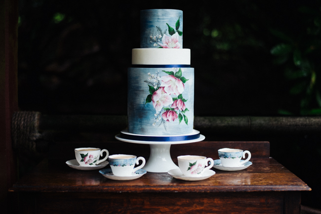 Wonderful British flowers for a Cornish wedding inspiration shoot at Tregothnan with Olivia Bossert Photography (13)