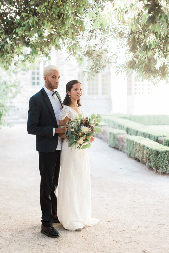 Romance and sunshine in Paris - a beautiful elopement story with Victoria JK Lamburn Photography (19)