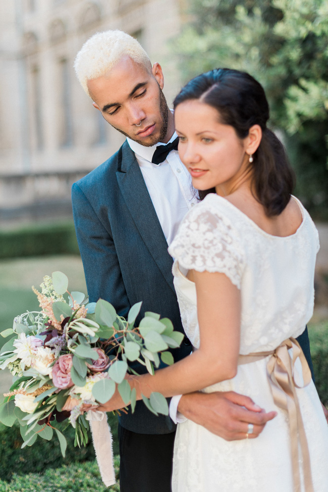 Romance and sunshine in Paris - a beautiful elopement story with Victoria JK Lamburn Photography (24)