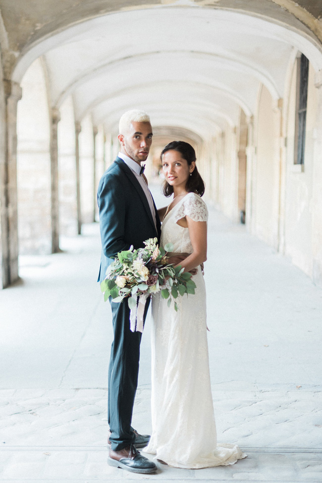 Romance and sunshine in Paris - a beautiful elopement story with Victoria JK Lamburn Photography (25)