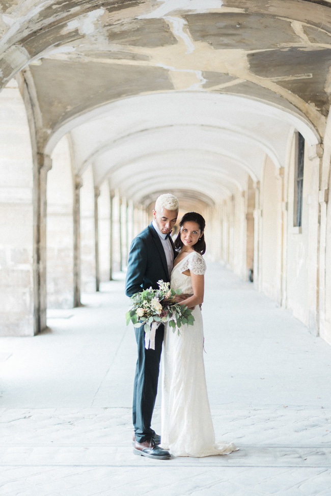 Romance and sunshine in Paris - a beautiful elopement story with Victoria JK Lamburn Photography (26)