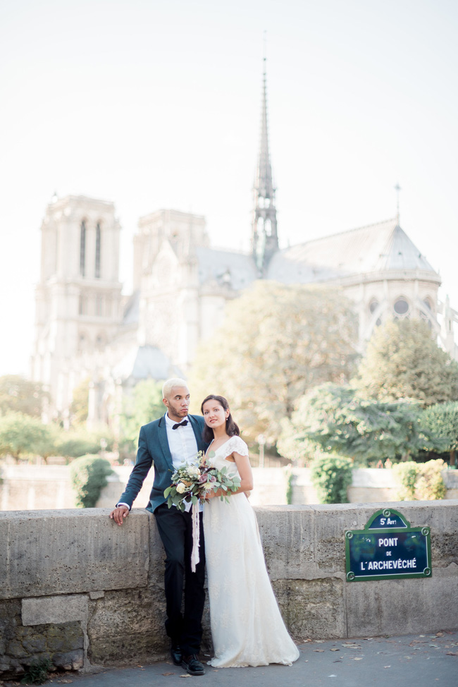 Romance and sunshine in Paris - a beautiful elopement story with Victoria JK Lamburn Photography (27)