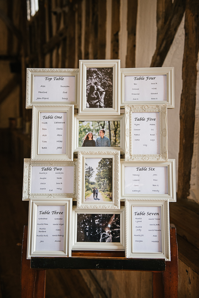 A prettily decorated elegant barn wedding in Kent with Penny Young Photography (5)