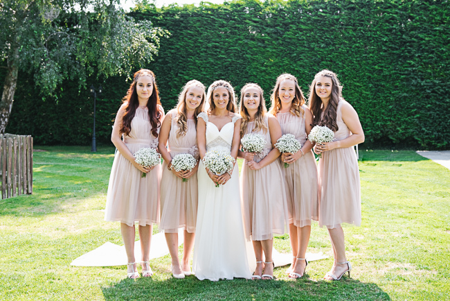 A prettily decorated elegant barn wedding in Kent with Penny Young Photography (16)
