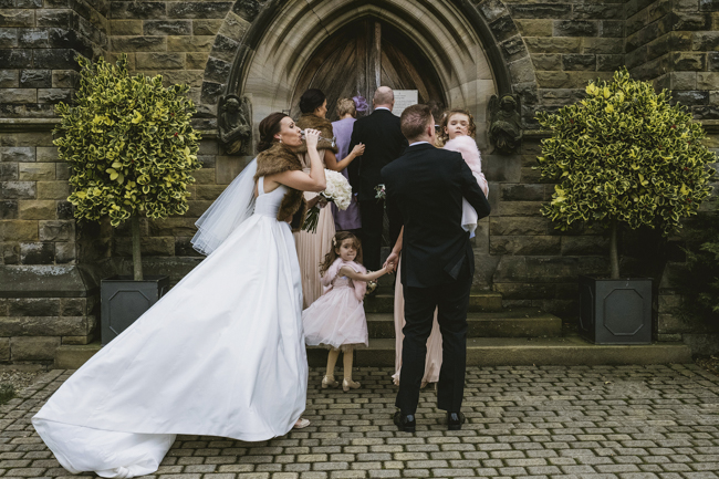 Documentary wedding images telling a beautiful story at Rudding Park, credit York Place Studios (13)