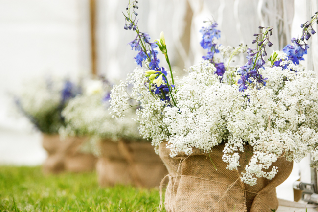 Natural, rustic wedding in bluebell woods at Fern and Field with Perceptive Photography (12)