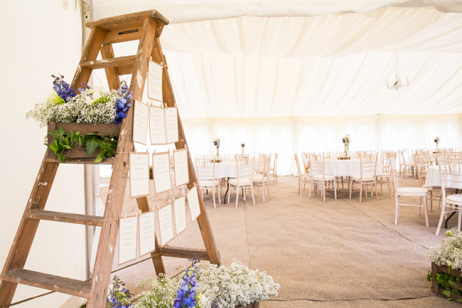 Natural, rustic wedding in bluebell woods at Fern and Field with Perceptive Photography (13)