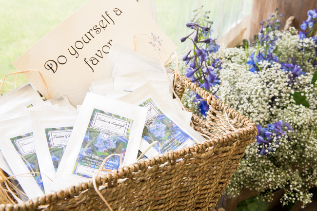 Natural, rustic wedding in bluebell woods at Fern and Field with Perceptive Photography (15)