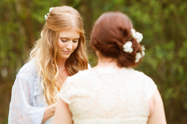 Natural, rustic wedding in bluebell woods at Fern and Field with Perceptive Photography (26)