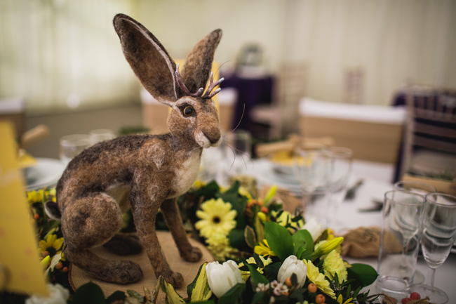 Bright and interesting Easter wedding tables with character on the English Wedding Blog (19)