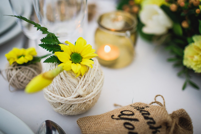 Bright and interesting Easter wedding tables with character on the English Wedding Blog (1)