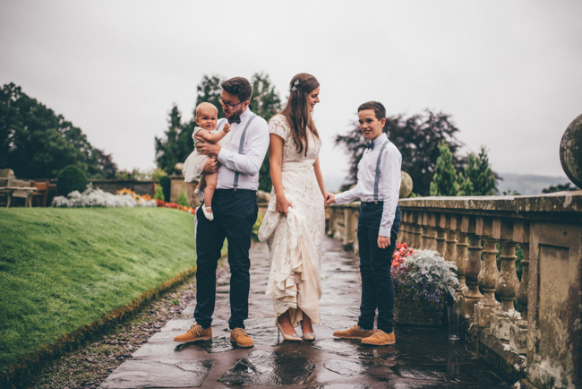 Simple and elegant wedding ideas from the Langdale Chase Hotel, Lake District. Helen Jane Smiddy Photography (23)