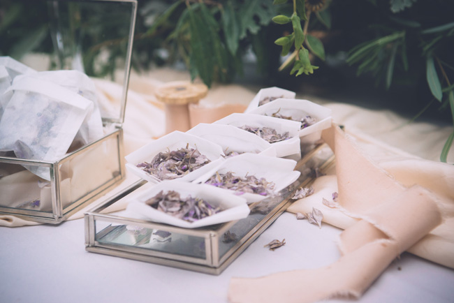 Soft, romantic blush and grey wedding table styling ideas by One Stylish Day (14)