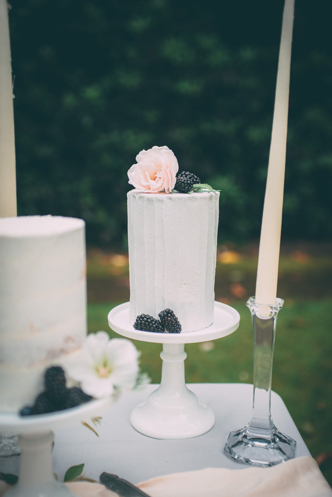 Soft, romantic blush and grey wedding table styling ideas by One Stylish Day (18)