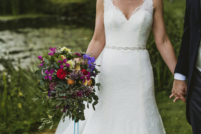 The real spirit of a wedding, with Kingsthorpe Lodge Barn Cambridge and images by York Place Studios (2)