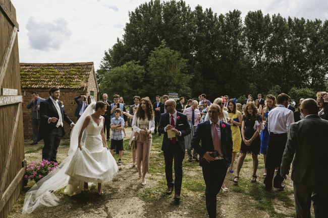 The real spirit of a wedding, with Kingsthorpe Lodge Barn Cambridge and images by York Place Studios (17)