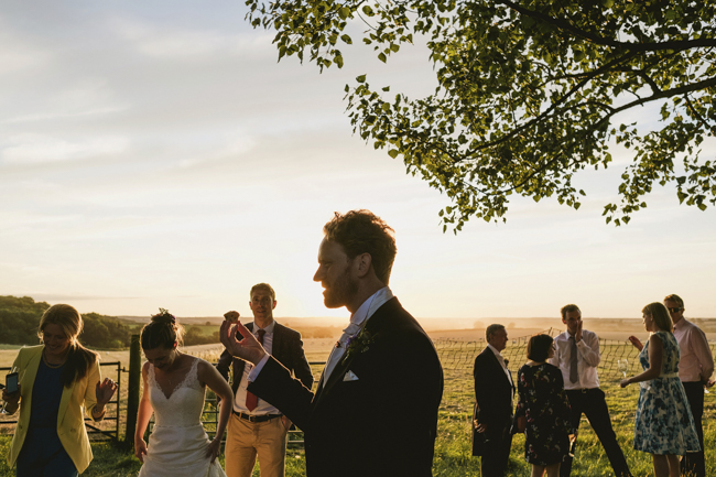 The real spirit of a wedding, with Kingsthorpe Lodge Barn Cambridge and images by York Place Studios (25)