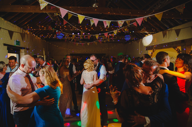 Summer flowers, sequins and a relaxed party atmosphere for Joe & Nicola's Hautbois Hall wedding. Photo credit Rob Dodsworth (36)