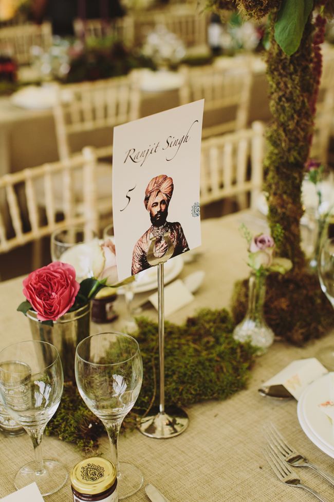 Stunning, vibrant wedding ideas from Sezincote House in Gloucestershire with Luke Hayden Photography (33)