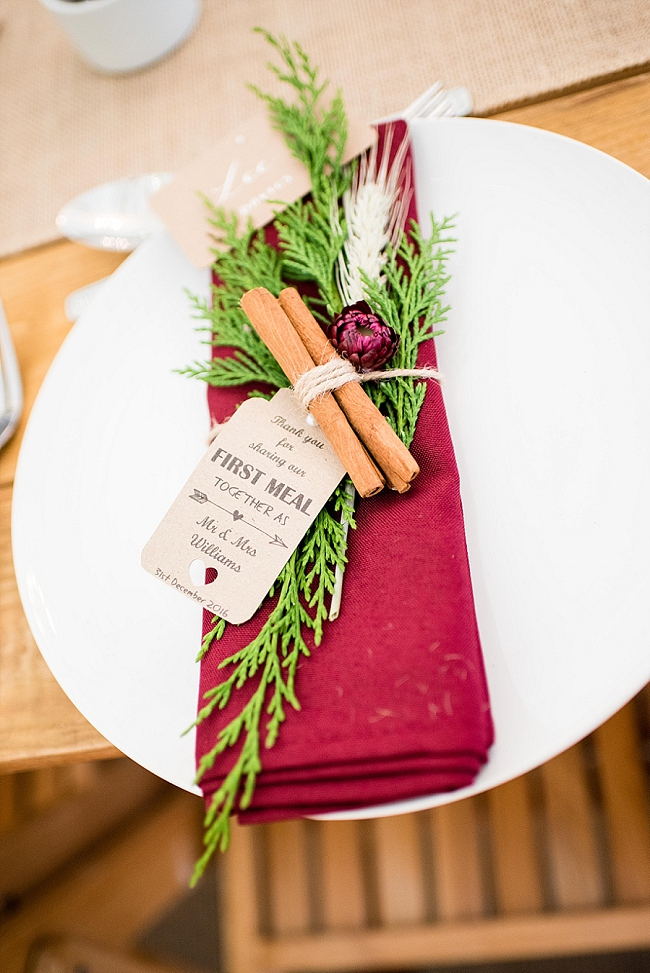 winter wedding styling ideas and gorgeous real wedding images with Damian Burcher Photography (12)