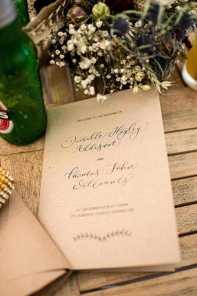winter wedding styling ideas and gorgeous real wedding images with Damian Burcher Photography (19)