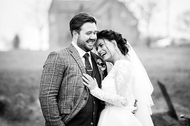 winter wedding styling ideas and gorgeous real wedding images with Damian Burcher Photography (22)