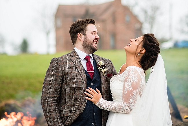 winter wedding styling ideas and gorgeous real wedding images with Damian Burcher Photography (23)