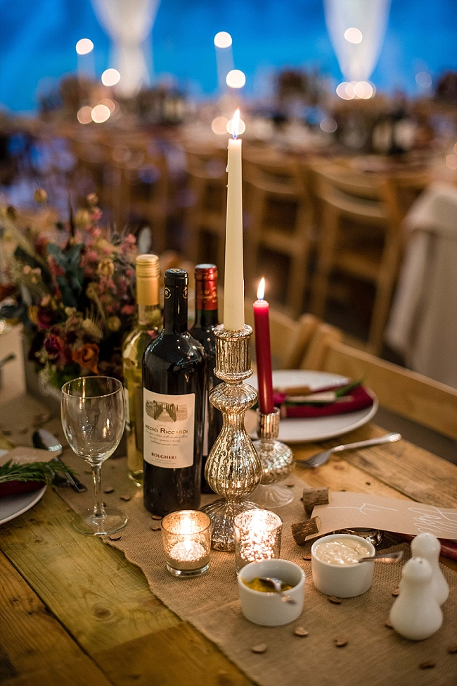 winter wedding styling ideas and gorgeous real wedding images with Damian Burcher Photography (25)