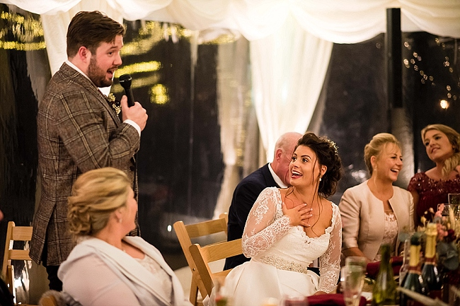 winter wedding styling ideas and gorgeous real wedding images with Damian Burcher Photography (29)