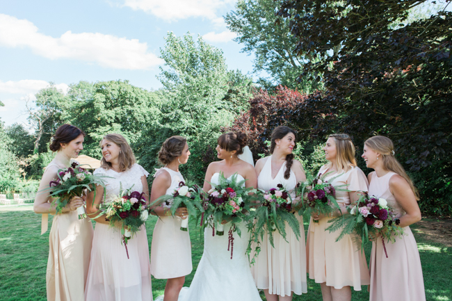 Why group photos are such important heirlooms years after your wedding day, image credit Amanda Karen Photography (7)