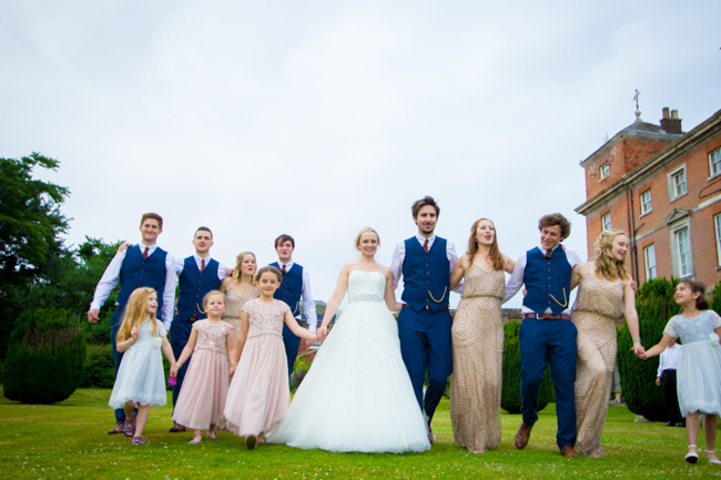 Why group photos are such important heirlooms years after your wedding day, image credit Amanda Karen Photography (1)