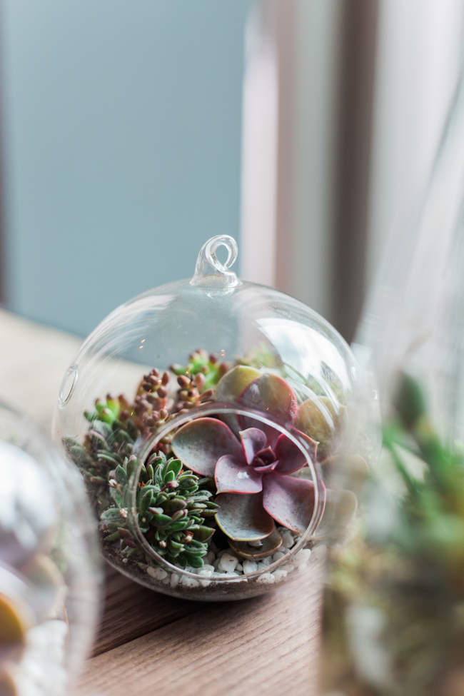 Copper and succulents for a Refinery wedding with Amanda Karen Photography Essex (3)