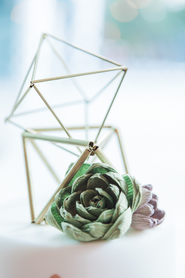 Copper and succulents for a Refinery wedding with Amanda Karen Photography Essex (5)