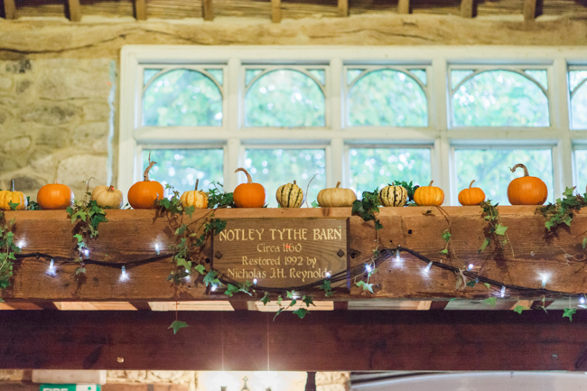 Vibrant autumn colours and tons of styling ideas for a Notley Barn wedding with Amanda Karen Photography (21)