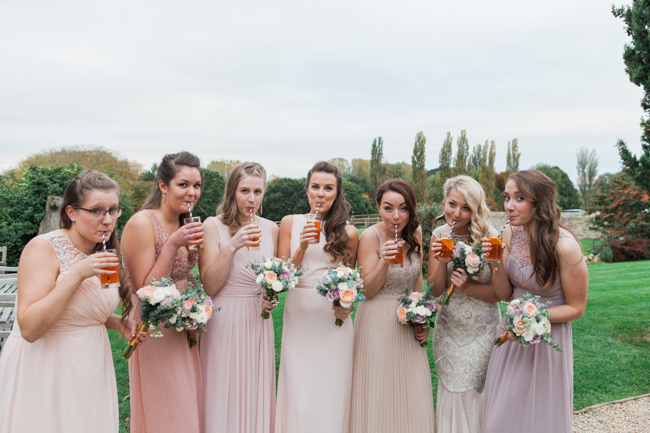 Vibrant autumn colours and tons of styling ideas for a Notley Barn wedding with Amanda Karen Photography (24)
