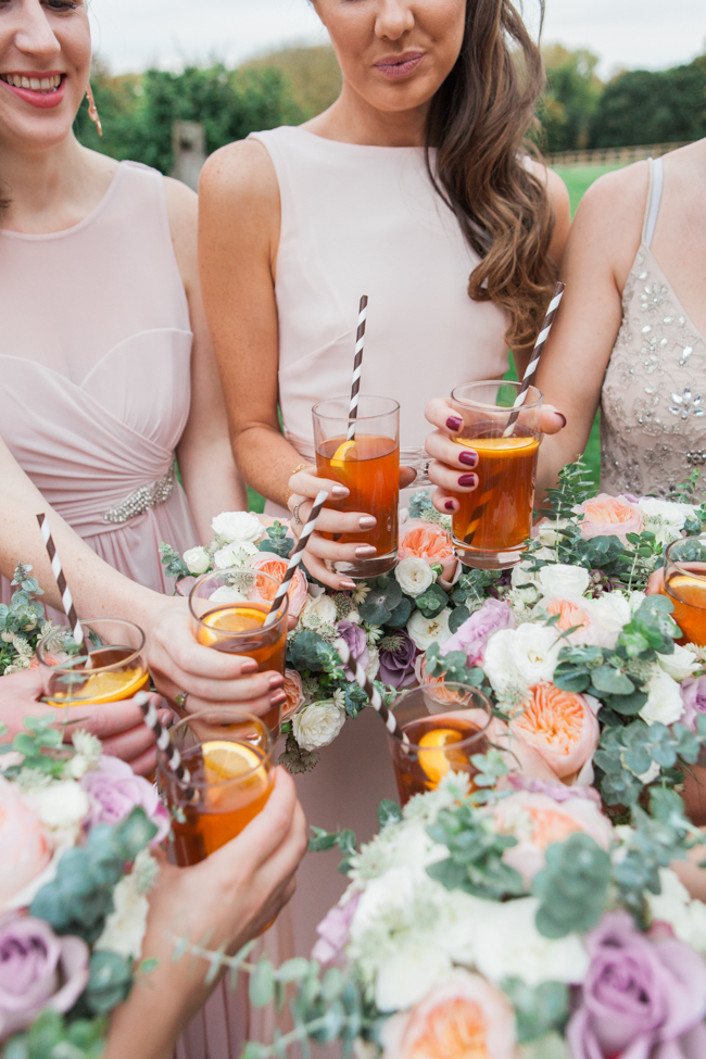 Vibrant autumn colours and tons of styling ideas for a Notley Barn wedding with Amanda Karen Photography (25)